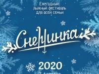 Ежегодный лыжный фестиваль «Снежинка»